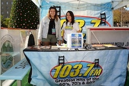 103.7 FM at The Rink