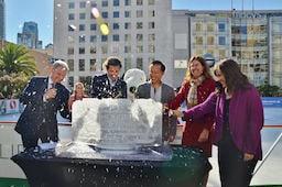 Icebreaker: 2015 Opening Ceremony