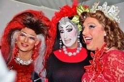 5th Annual Drag Queens on Ice
